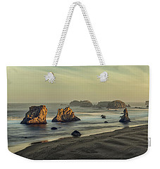 Bandon Sunrise Pano Weekender Tote Bag