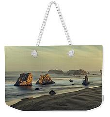 Bandon Sunrise Pano Weekender Tote Bag
