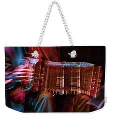 Bandoneon Player Weekender Tote Bag by Stuart Litoff