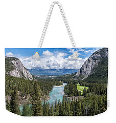 Banff - Golf Course Weekender Tote Bag