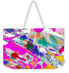 Banner In The Breeze Weekender Tote Bag