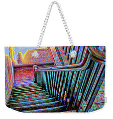 Bannister Weekender Tote Bag