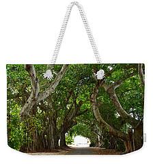 Banyan Street Weekender Tote Bag by Carol  Bradley