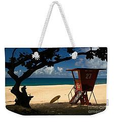 Banzai Beach Weekender Tote Bag