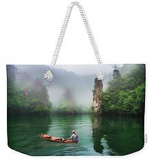 Baofeng Weekender Tote Bag