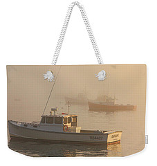Bar Harbor Fleet Weekender Tote Bag