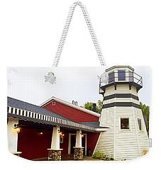 Bar Harbor Study 3 Weekender Tote Bag
