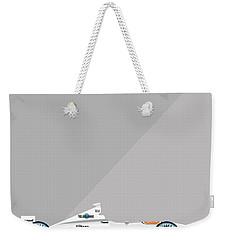 Bar Honda 003 F1 Poster Weekender Tote Bag