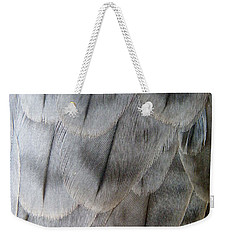 Barbary Falcon Feathers Weekender Tote Bag