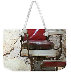 Barber Dream Weekender Tote Bag