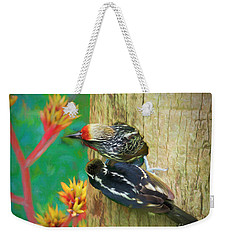 Barbet Nestlings Weekender Tote Bag