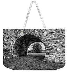 Barbican Gate Trim Castle Weekender Tote Bag