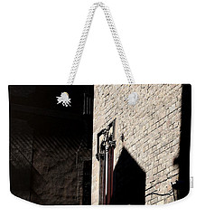 Weekender Tote Bag featuring the photograph Barcelona 2 by Andrew Fare