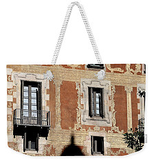 Weekender Tote Bag featuring the photograph Barcelona 3 by Andrew Fare