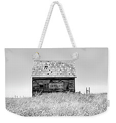 Bare All In Black And White Weekender Tote Bag