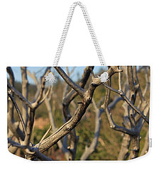 Bare The Beauty Weekender Tote Bag