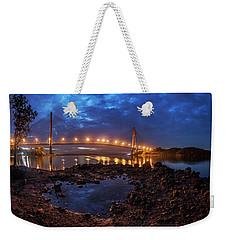 Barelang Bridge, Batam Weekender Tote Bag