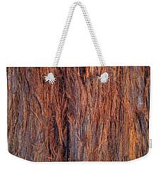 Shaggy Bark Weekender Tote Bag