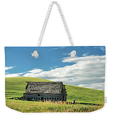 Barn And Birdhouse Weekender Tote Bag