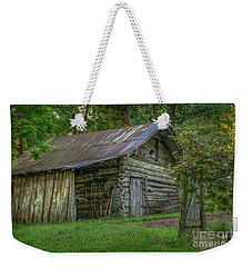 Barn At Artist Point Weekender Tote Bag
