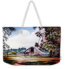 Barn At Honey Island Weekender Tote Bag