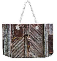Barn Door Appalachia Weekender Tote Bag by Steve Archbold