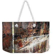 Barn Door Weekender Tote Bag