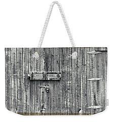 Barn Door Weekender Tote Bag by Steve Archbold