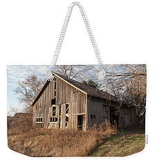 Barn In Morning Light Weekender Tote Bag