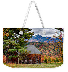 Barn Number Three Weekender Tote Bag