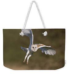Barn Owl Cornering Weekender Tote Bag