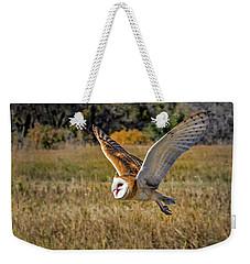 Barn Owl Flight 6 Weekender Tote Bag