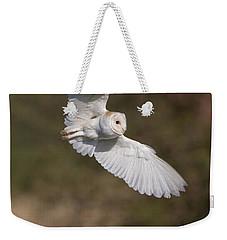 Barn Owl Wings Weekender Tote Bag