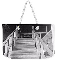 Barn Stairs Weekender Tote Bag