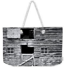 Barn Texture Weekender Tote Bag