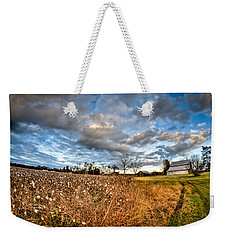 Barns And Cotton Weekender Tote Bag