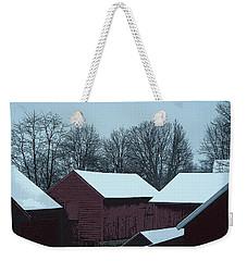 Barnscape Weekender Tote Bag