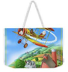 Barnstormer Weekender Tote Bag