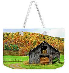 Barntifull Weekender Tote Bag by Dale R Carlson