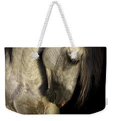 Baroque Horse Portrait Weekender Tote Bag
