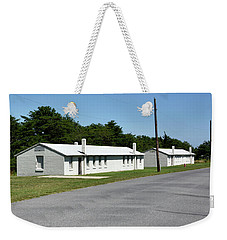 Barracks At Fort Miles - Cape Henlopen State Park Weekender Tote Bag