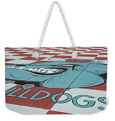 Barracks Bulldog Weekender Tote Bag