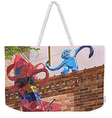 Barrel Of Fun Weekender Tote Bag
