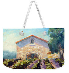 Barrel Room Weekender Tote Bag
