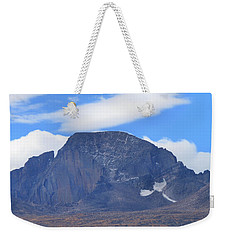 Weekender Tote Bag featuring the photograph Barren Mountain Landscape Colorado by Dan Sproul