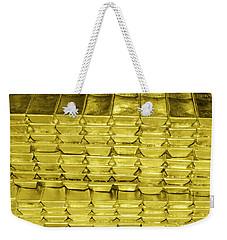 Bars Of Gold Weekender Tote Bag