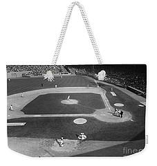Baseball Game, 1967 Weekender Tote Bag