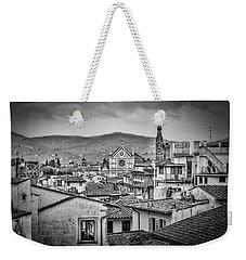 Basilica Di Santa Croce Weekender Tote Bag