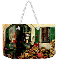 Baskets Anyone Weekender Tote Bag