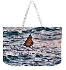 Basking Shark In July Weekender Tote Bag